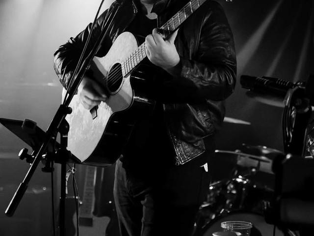 Paul Draper – King Tut's, Glasgow, 16/09/17