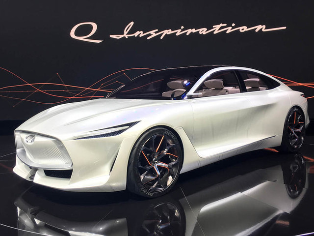2018 Detroit motor show - live blog, gallery and latest news