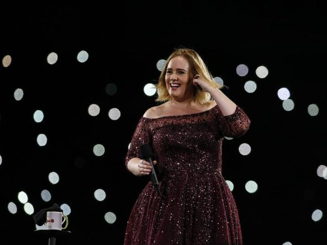 Adele Is Finally At Peace And Ready To Release 30