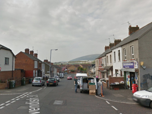 Two police officers injured after being rammed by stolen car