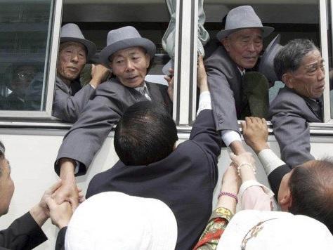 Trump bringing together separated Korean families