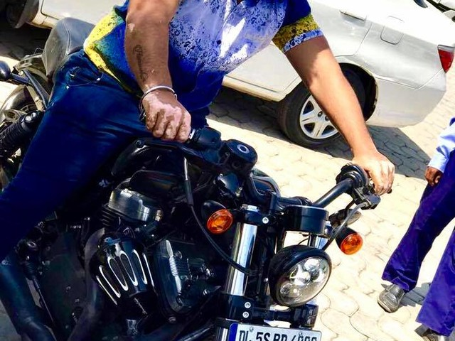 Father of biker killed in Delhi while racing, says ban superbikes