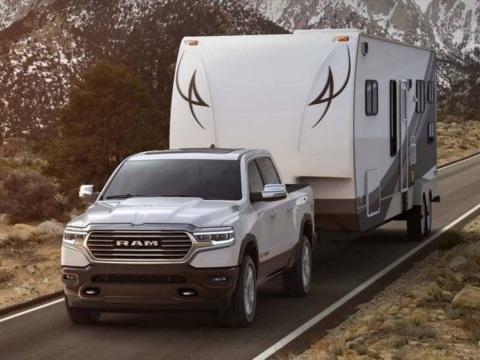 2019 Ram 1500 Lone Star Makes Debut in Dallas
