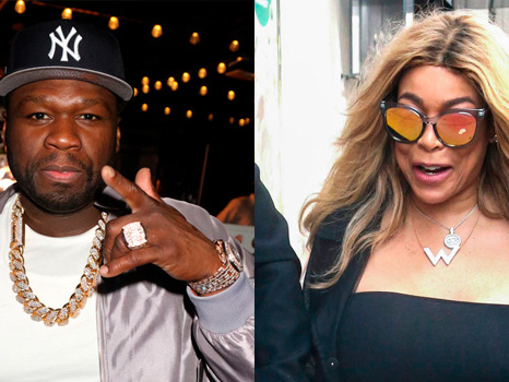 50 Cent Won't Stop Attacking Wendy Williams: The Only Thing She Can Do To End It