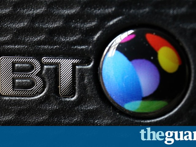 BT tops complaints league for broadband and pay-TV users