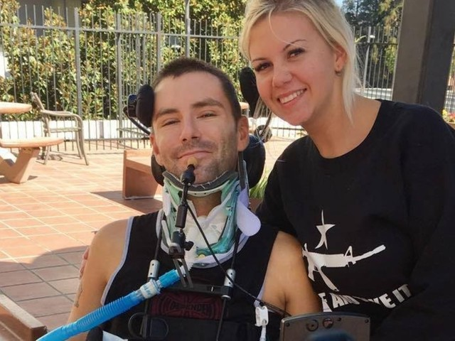 Man Paralyzed The Day After He Proposed Hopes To Stand At His Wedding