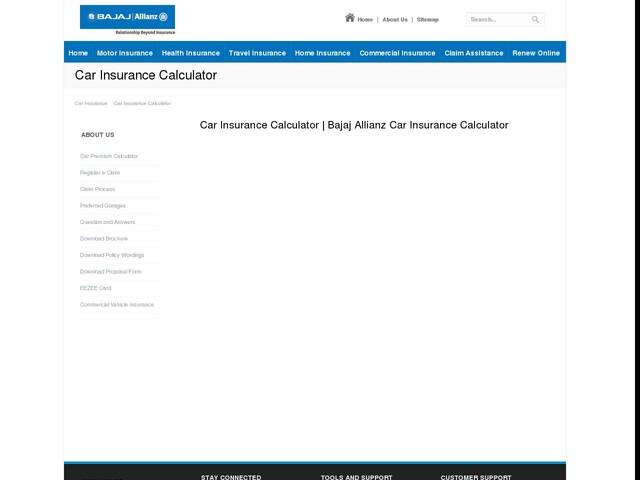Car Insurance Calculate Usa