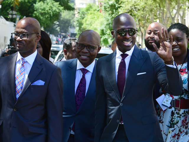 South Africa:What Finance Minister Gigaba Said in His Budget 2018 Speech