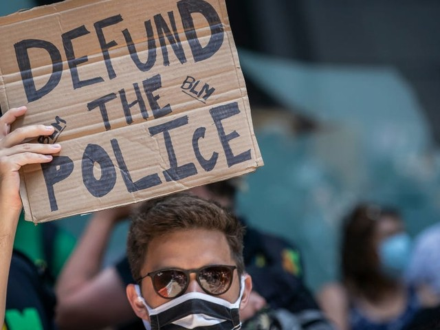 'Defund the police' is a lousy slogan