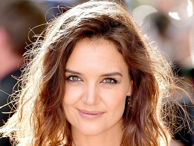 Katie Holmes Isn't Worried About Suri Becoming a Teenager