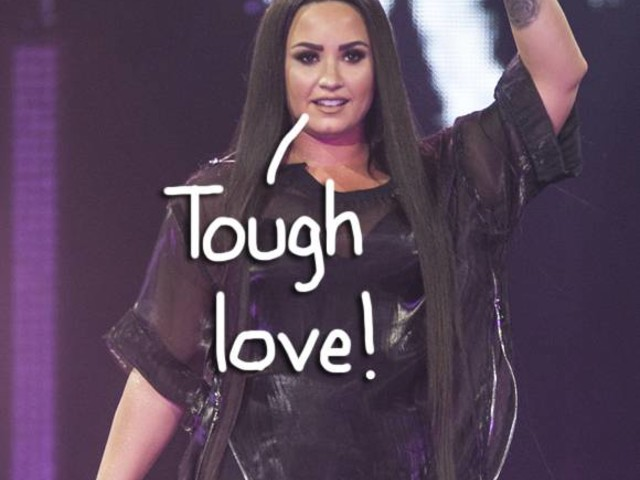 Demi Lovato Seeking Tough Love In Rehab: 'This Is A Strength Test… To Put Her In Check'