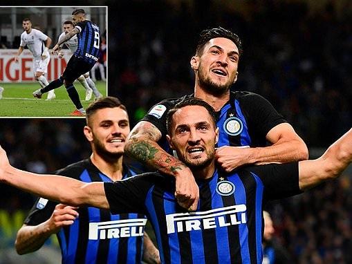 Inter Milan 2-1 Fiorentina: VAR plays controversial part in win