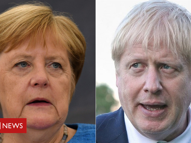 Brexit: PM to meet Angela Merkel with call to scrap backstop