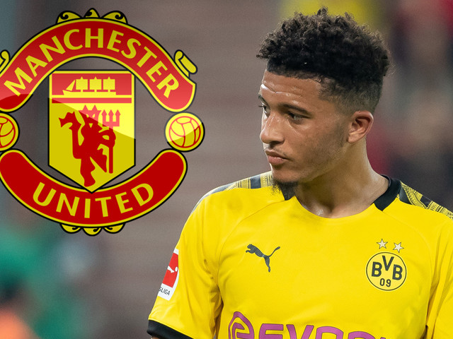 Jadon Sancho opens door to Man Utd transfer but flirts with Barcelona and Real Madrid over possible move