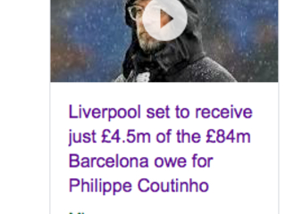 Liverpool balls: Philippe Coutinho and the missing millions