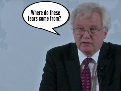 David Davis led the fight to scrap the Working Time Directive last time he was a minister