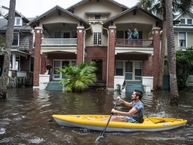 The Latest Reports of Damage in the Parts of Florida Hit Hardest by Irma