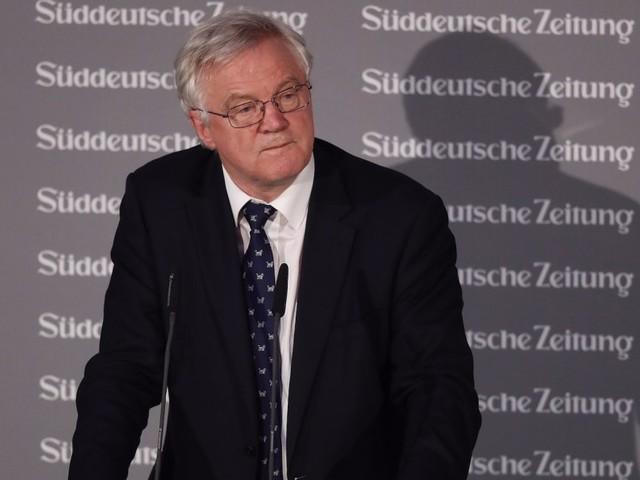 David Davis warns the EU: 'Don't put politics before prosperity'