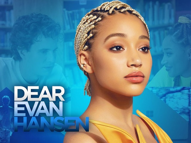 Amandla Stenberg on Dear Evan Hansen and Getting to Write a New Song for the Film