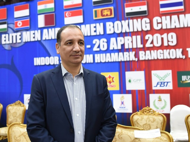 Moustahsane rejects bankruptcy claims as AIBA Executive Committee prepare for crunch meeting