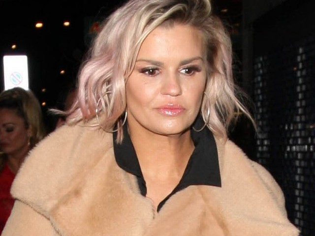 Kerry Katona admits fame left her suicidal - but she wants to be 'next Kris Jenner'