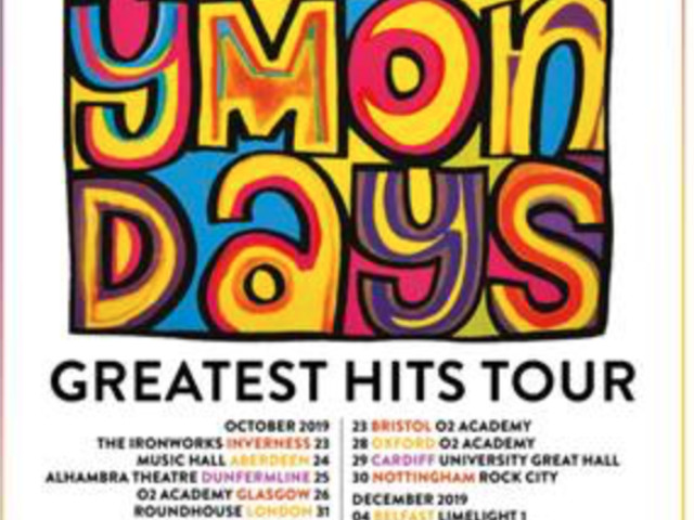 Happy Mondays announce extensive autumn Greatest Hits tour
