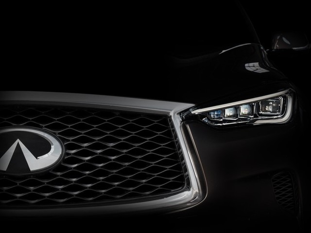 Infiniti Offers a Peek at the 2019 QX50(?) as It Prepares New Crossover, Engine for L.A. Debut