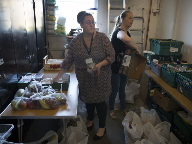 The Five Week Wait For Universal Credit Is Too Long, And Forcing Many To Turn To Foodbanks