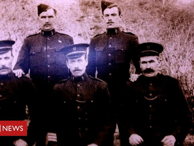Fergal Keane: My family and the empire's complex legacy