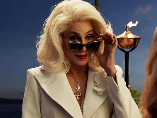 """Cher Contributes """"Fernando"""" To 'Mamma Mia! Here We Go Again' Soundtrack"""