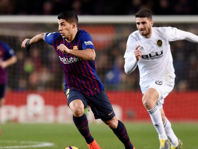 Manchester United 'join race to sign former Liverpool FC star Luis Suarez' from Barcelona