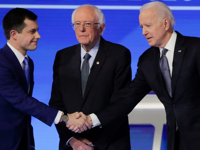 Inside the Biden campaign's Democratic unity strategy, where Buttigieg and Warren are raising millions of dollars and Bernie is being Bernie