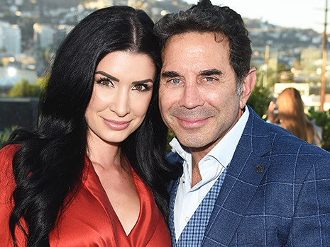 Dr. Paul Nassif & Wife Brittany Pattakos Welcome 1st Child Together, A Girl