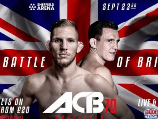 Exclusive: Scott Askham and Luke Barnatt speak to Mirror Sport ahead of one of the UK's biggest ever MMA fights