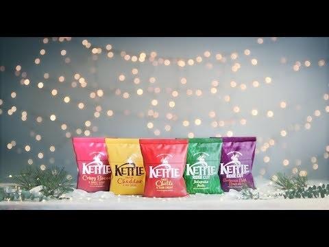 Festive Chip-Themed Seasonings - These Holiday Seasoning Shakers Make Meals Taste Like Kettle Chips (TrendHunter.com)