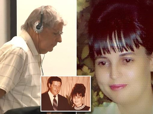 Florida man, 78, is found guilty of murdering his wife 40 years ago after cold case DNA breakthrough