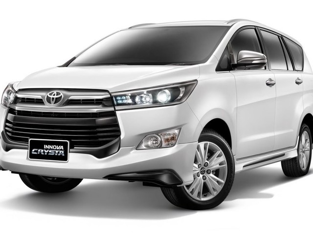 Great Offers On Toyota Innova Crysta, Fortuner, Yaris, Corolla In Oct 2019