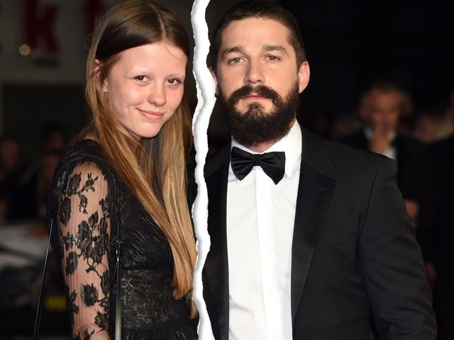Over Already? Shia LaBeouf's New Bride Prepares To Call It Quits!