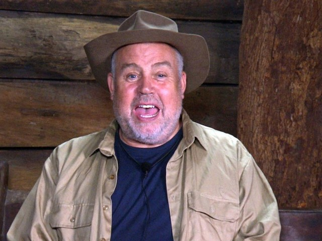 I'm A Celebrity's Cliff Parisi speaks about contraband and who made him ditch it