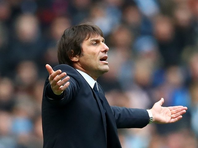 Conte hits out at the bullsh*t press and their lack of respect