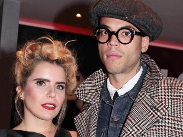 Who is Paloma Faith's boyfriend Leyman Lahcine?