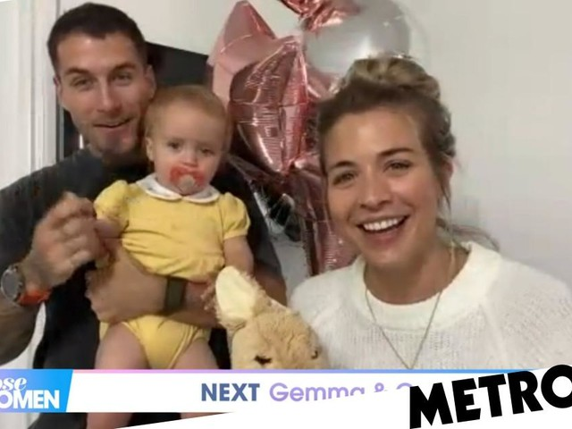 Gemma Atkinson says she isn't worried if Gorka Marquez has to isolate with his Strictly partner