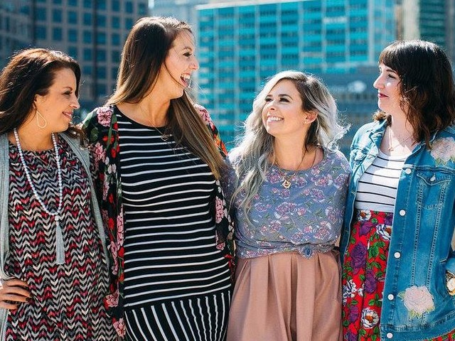 LuLaRoe consultants are suing the company after alleging they lost thousands of dollars in 'pyramid scheme' and were told to target elderly people