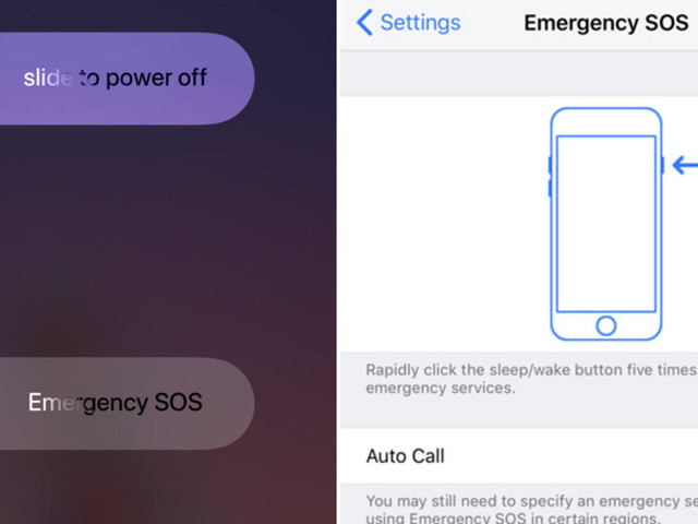 Apple's iOS 11 Emergency Services Update A 'Step Forward' For Women, But Charities Warn Of Potential Dangers