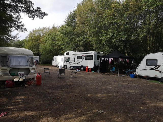 'High Woods Country Park needs better security to stop travellers'