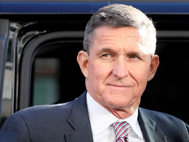Michael Flynn claims salad dressing is being infused with COVID vaccine