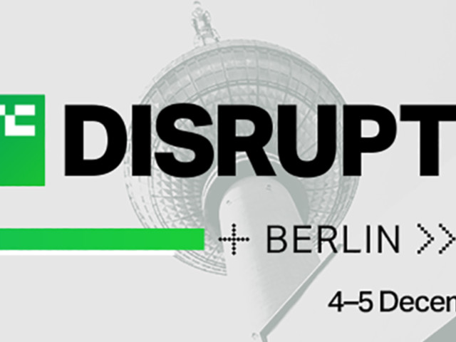 Hear about the future of space propulsion at Disrupt Berlin