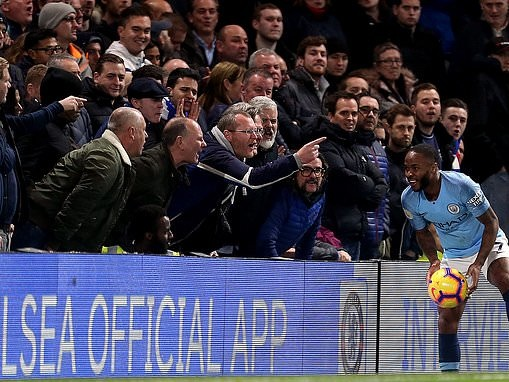 MARTIN SAMUEL on Raheem Sterling: Middle-aged adults screaming brutal abuse… how can it be stopped?