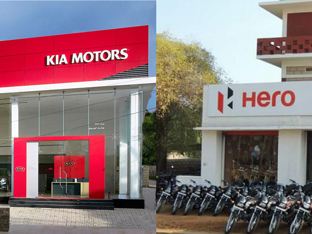 Kia, Hero offer best dealer support as per FADA study