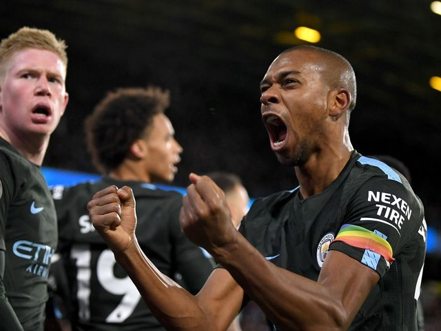 Fernandinho delivers verdict on Paul Pogba's derby absence for Manchester United